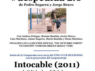 "Cartel ""#despedida 2.0"""